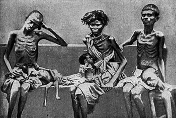 Starving Chldren