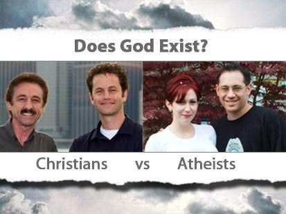 Christian-Atheist Debate on ABC News