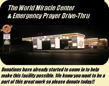 Emergency Prayer
