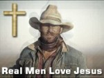 Real Men Love Jesus